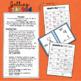 Welcome Back to School Math Scavenger Hunt - Grade 1