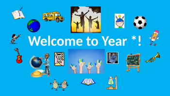 Welcome Back to School Motivational Assembly / Tutor Time/ Form Time/ PSHE