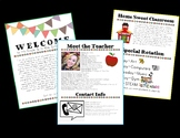 Welcome Back to School - Student and Parent Packet