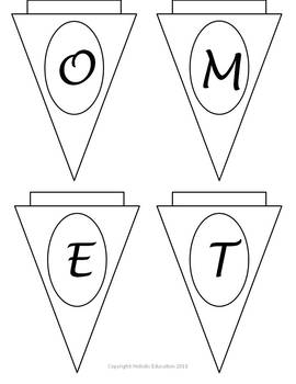 V Shaped Welcome Garland