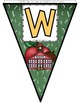 #christmasinjuly Welcome Banner / Bunting - Back-to-School Decor