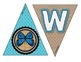 Welcome Banner (Butterfly, Blue, Black & Burlap Theme)