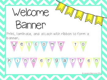 Welcome Banner: Chevron
