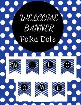 Welcome Banner Free