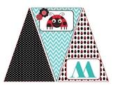 Welcome Banner (Ladybug Theme)  Classroom decoration