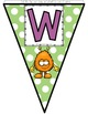 Welcome Banner - Little Monsters Decor