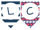 Welcome Banner! {Preppy Nautical Theme!}