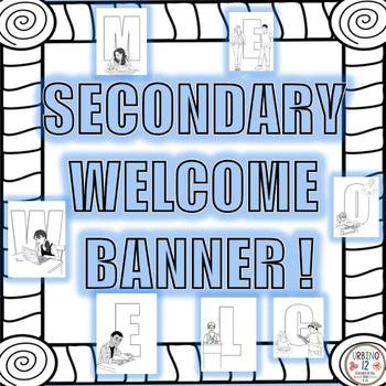 Welcome Banner (Secondary)