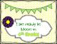 Welcome Signs - Open House/Meet the Teacher