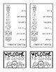 Welcome Book for ELL Newcomers {FREEBIE}