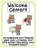 Welcome Centers