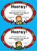 First Day Certificates Pre-School, Kindergarten, and First Grade  FREEBIE