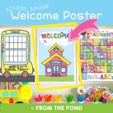 Welcome Classroom Wall Poster