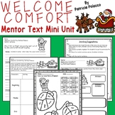 Welcome Comfort - Mentor Text Mini-Unit: Includes Mentor Sentence