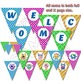 Welcome Classroom Decor - Monsters Theme