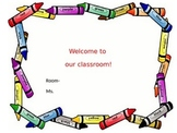Welcome First day of school PowerPoint