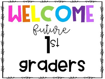 Welcome Future Students