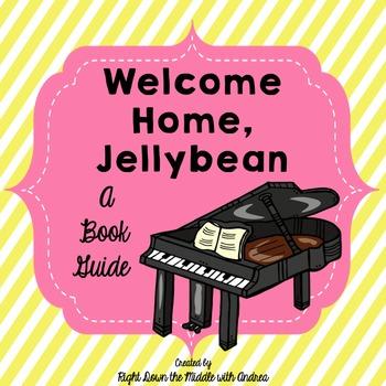 Welcome Home, Jellybean {Book Study}