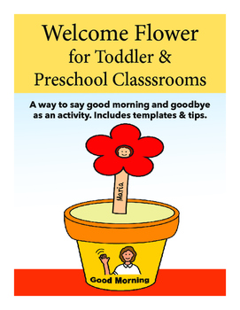 Welcome Infant and Toddler Special Education Activity