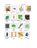 Welcome Kit for ELL Students (Spanish Speaking)