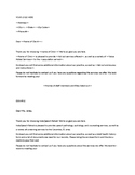 Welcome Letter-Outpatient Clinic--EDITABLE