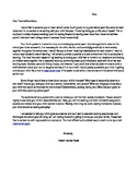 Welcome Letter to Parents/Guardians For Beginning of School Year