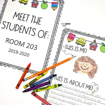 Welcome New Students Book