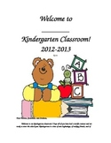 Welcome Packet for Parents
