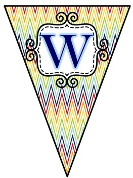Welcome Pennant