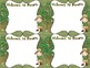 Welcome Postcard Rainforest Safari Jungle Theme- 4th Grade