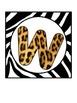 Welcome Poster: Jungle/Safari theme
