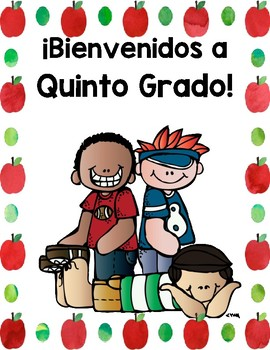 Welcome Posters for Elementary (English & Spanish)