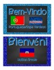 Welcome Posters in 9 Languages - Third Grade