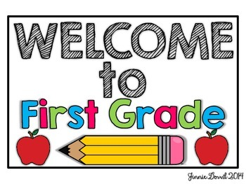 Welcome Signs - Pre-K-5