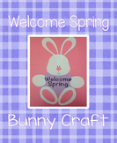Welcome Spring Bunny Craft