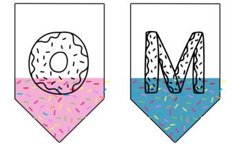 Welcome   Sprinkled Donut Banner