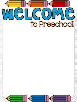 Welcome Stationary *Freebie* {editable}