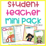 Welcome Student Teacher Kit