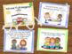 Kindergarten Social Story