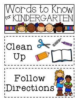 Welcome To Kindergarten! Meaningful and Memorable Back-to-School Activities