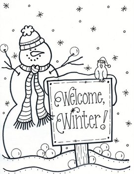 Welcome, Winter!