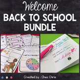 Back to School Lesson Plans and Activities - 7th Grade ESL