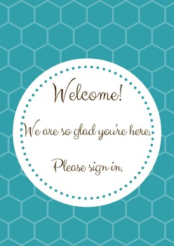 Welcome; please sign in SIGN