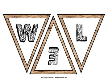 Welcome to 1st Grade Woodgrain Banner