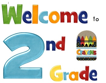 Welcome to 2nd Grade