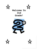 Welcome to 2nd Grade & Back to School Activities