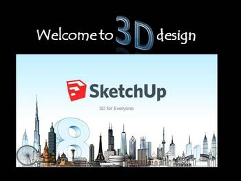 Welcome to 3D Design