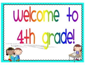 Image result for cute 4th grade font for school