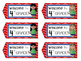 Welcome to 4th Grade - Welcome Tags  - Fourth Grade Treat