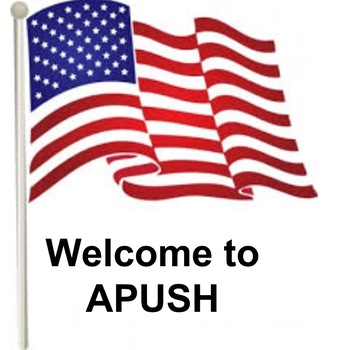 Welcome to APUSH Letter